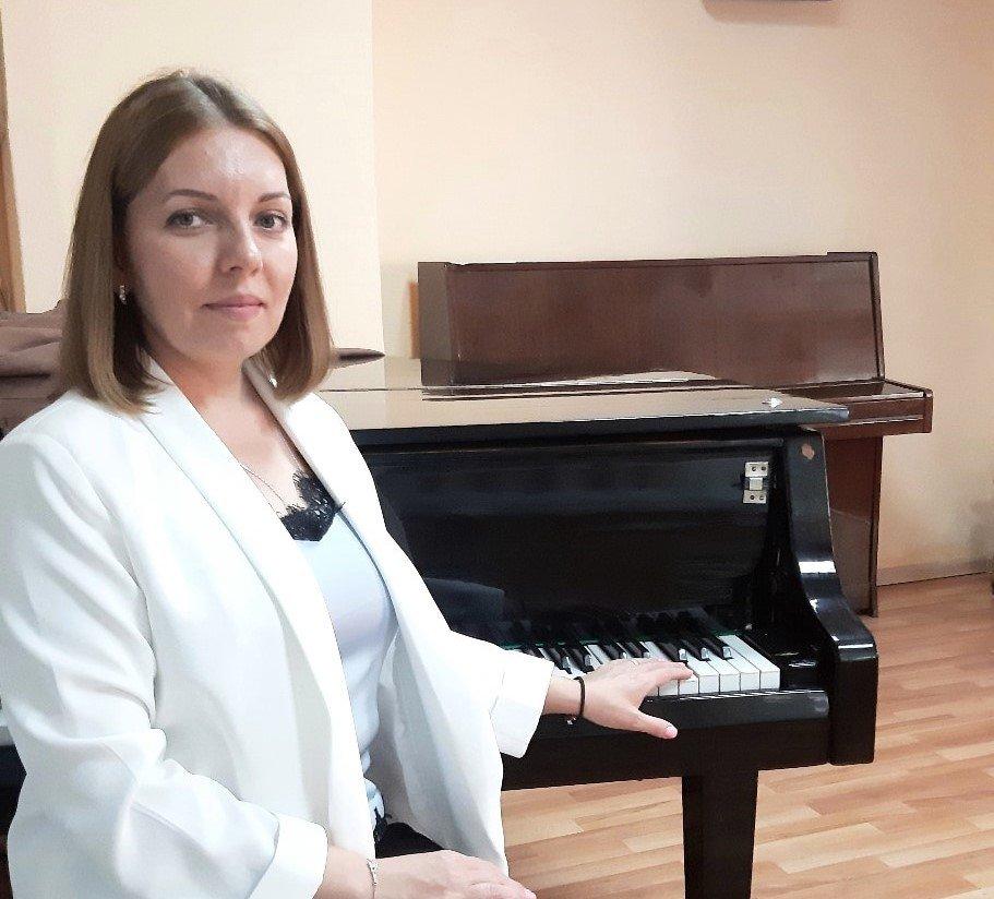 Основательница театра Оксана Киричок