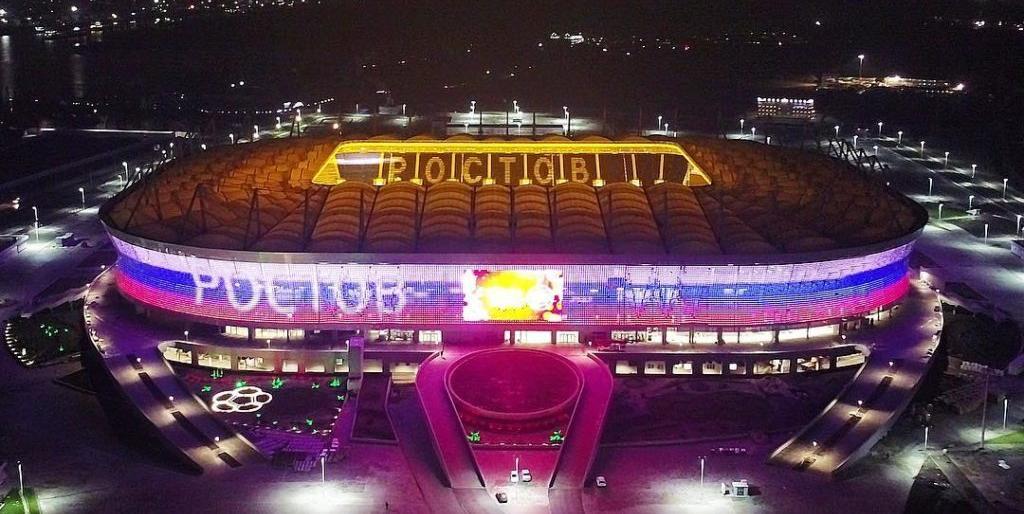 В56,4 млн руб. обойдется охрана стадиона «Ростов Арена»