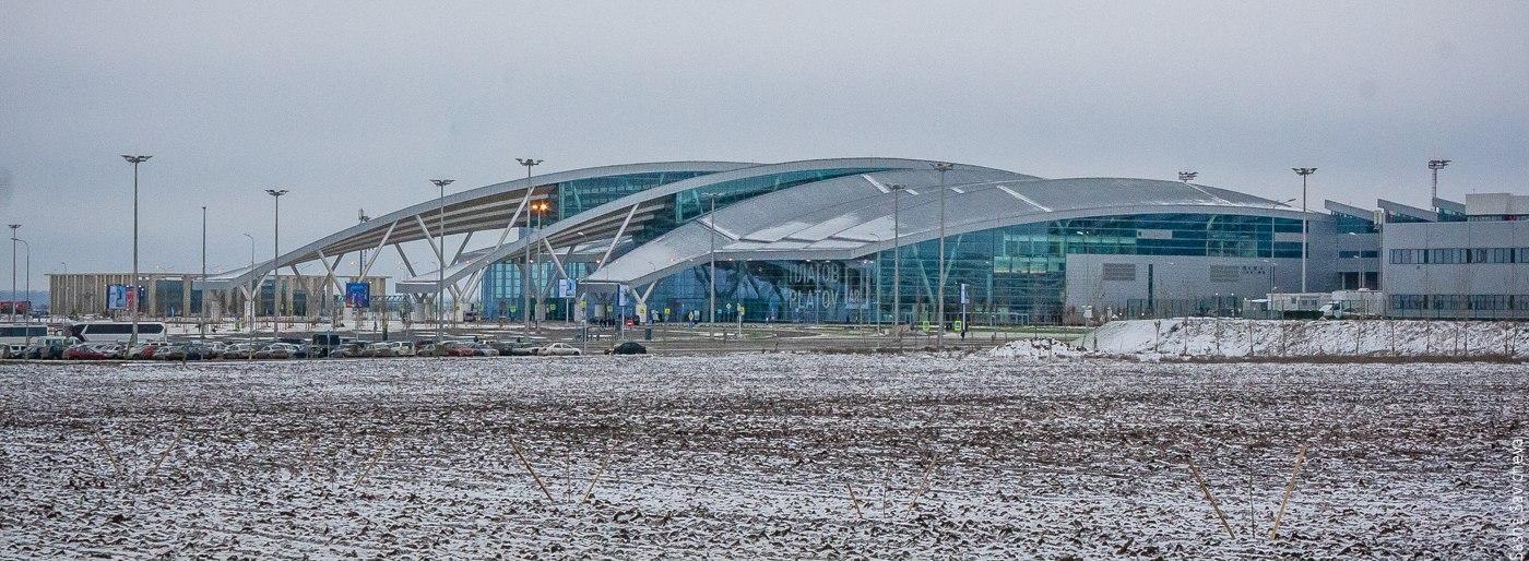 Несколько рейсов задерживаются в аэропорту Ростова-на-Дону из-за погоды