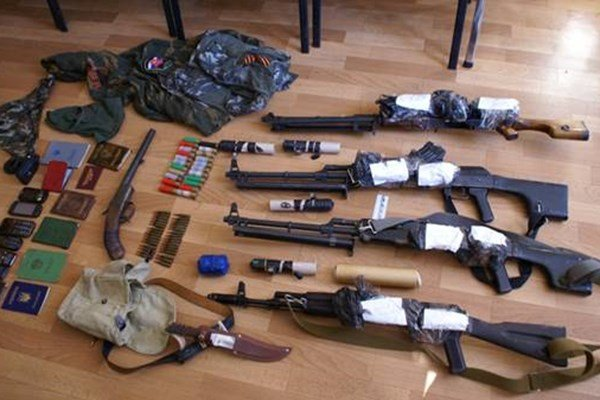 ФСБ Российской Федерации вскрыта ипресечена деятельность— детальная информация: государственная Служба Безопасности