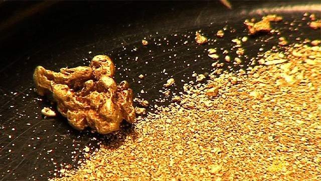 Впоиски золота натерритории Ростовской области вложат 200 млн руб.