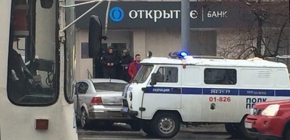 Уроженец Ростовской области застрелил человека при нападении на банк в Екатеринбурге