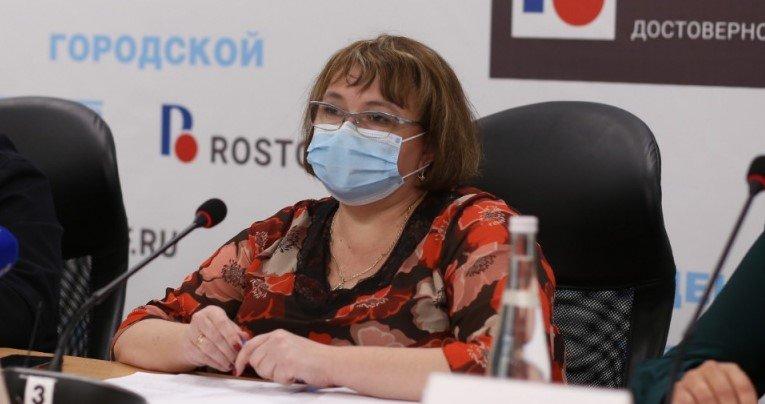 Главу горздрава Ростова Надежду Левицкую уволили на фоне кислородного скандала