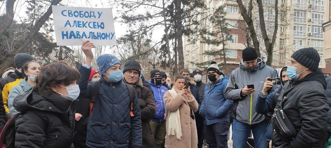 Ростовский штаб Навального анонсировал новое шествие