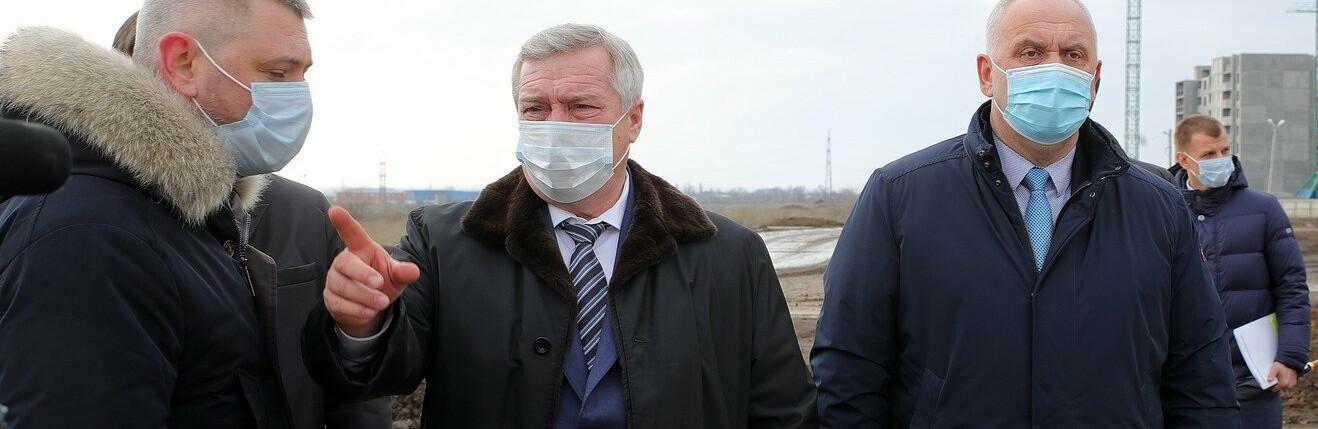 Губернатора засыпали жалобами на дороги Ростова и области после ультиматума мэру Батайска