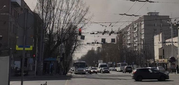 В Ростове приостановили движение троллейбусов по Красноармейской